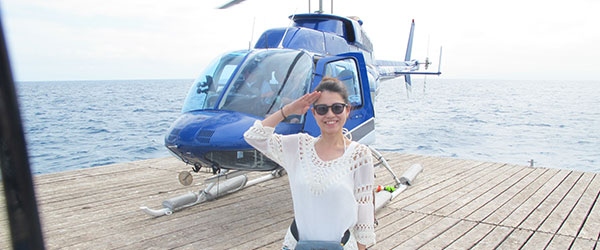 Great Adventures Scenic Helicopter Flight